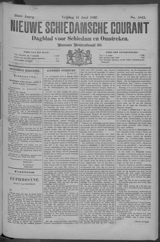 Nieuwe Schiedamsche Courant 1897-06-11