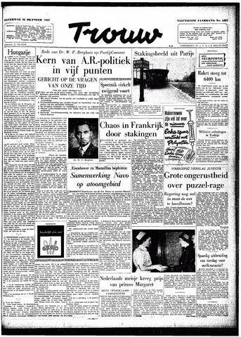 Trouw / De Rotterdammer 1957-10-26