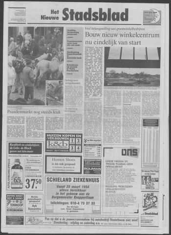 Het Nieuwe Stadsblad 1994-03-30