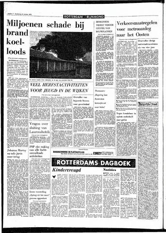 Rotterdamsch Parool / De Schiedammer 1970-10-15