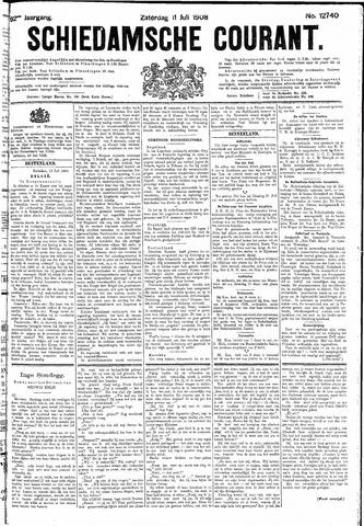 Schiedamsche Courant 1908-07-11