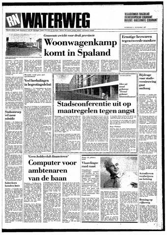 Rotterdamsch Nieuwsblad / Schiedamsche Courant / Rotterdams Dagblad / Waterweg / Algemeen Dagblad 1987-11-11