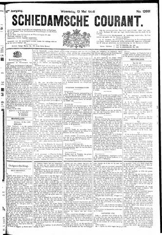 Schiedamsche Courant 1908-05-13