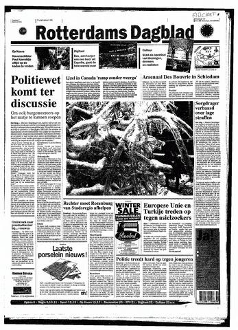 Rotterdamsch Nieuwsblad / Schiedamsche Courant / Rotterdams Dagblad / Waterweg / Algemeen Dagblad 1998-01-09