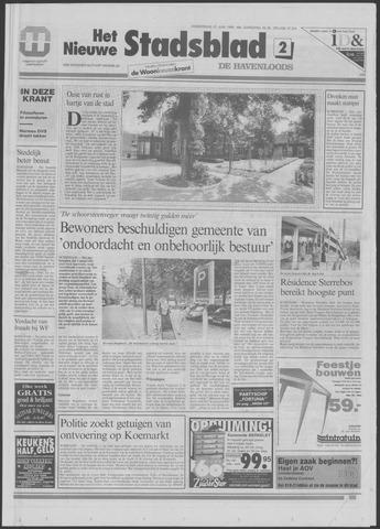 Het Nieuwe Stadsblad 1996-06-27