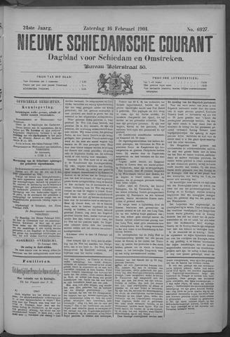 Nieuwe Schiedamsche Courant 1901-02-16