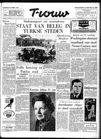 Trouw / De Rotterdammer 1960-04-29