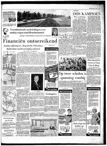 Rotterdamsch Parool / De Schiedammer 1964-07-20