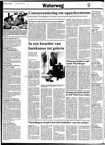 Rotterdamsch Nieuwsblad / Schiedamsche Courant / Rotterdams Dagblad / Waterweg / Algemeen Dagblad 1991-12-09