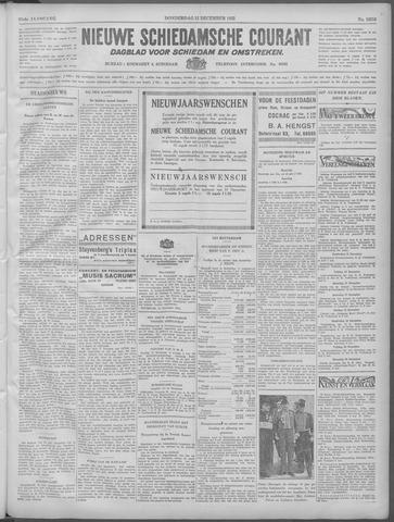 Nieuwe Schiedamsche Courant 1932-12-15