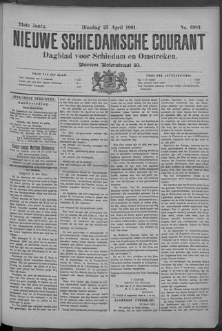 Nieuwe Schiedamsche Courant 1901-04-23