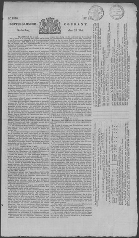 Rotterdamse Courant 1836-05-21