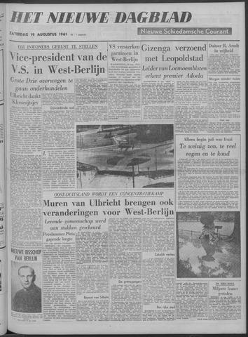 Nieuwe Schiedamsche Courant 1961-08-19