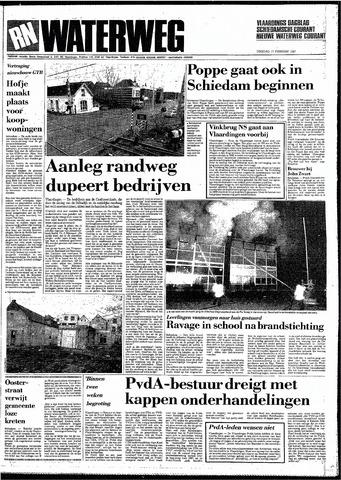 Rotterdamsch Nieuwsblad / Schiedamsche Courant / Rotterdams Dagblad / Waterweg / Algemeen Dagblad 1987-02-17