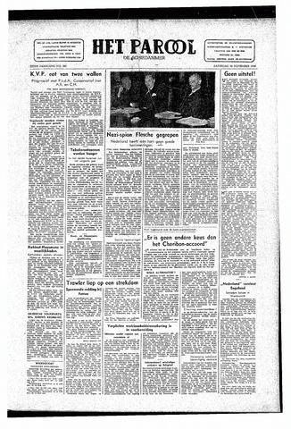 Rotterdamsch Parool / De Schiedammer 1946-11-30
