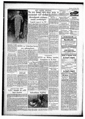 Rotterdamsch Parool / De Schiedammer 1955-03-28