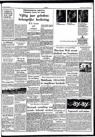 Trouw / De Rotterdammer 1964-08-03