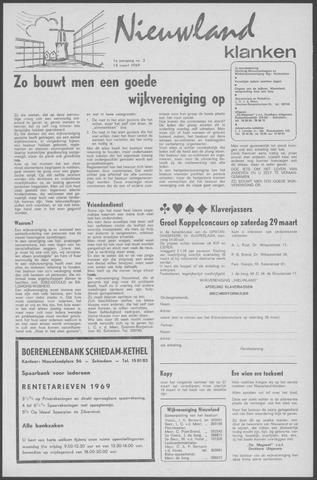 Nieuwland Klanken 1969-03-13