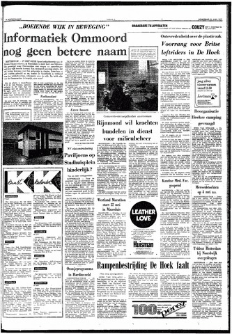 Trouw / De Rotterdammer 1971-04-22