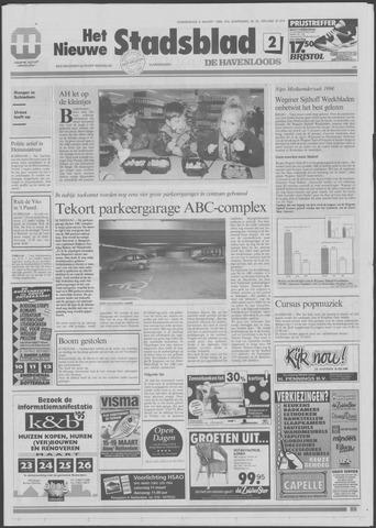 Het Nieuwe Stadsblad 1995-03-09