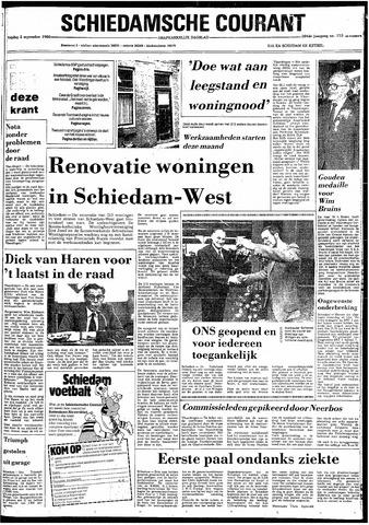 Rotterdamsch Nieuwsblad / Schiedamsche Courant / Rotterdams Dagblad / Waterweg / Algemeen Dagblad 1980-09-05