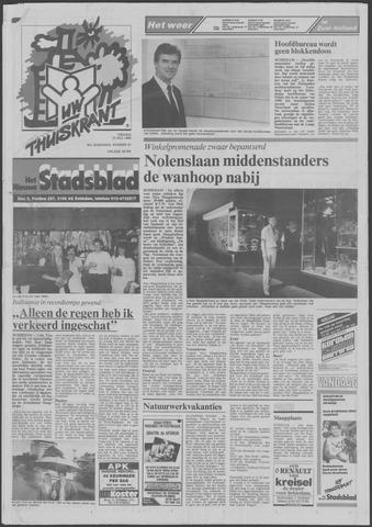 Het Nieuwe Stadsblad 1988-07-15