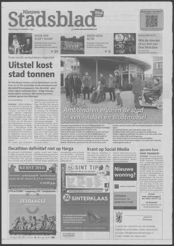 Het Nieuwe Stadsblad 2014-11-26