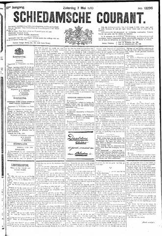 Schiedamsche Courant 1910-05-07
