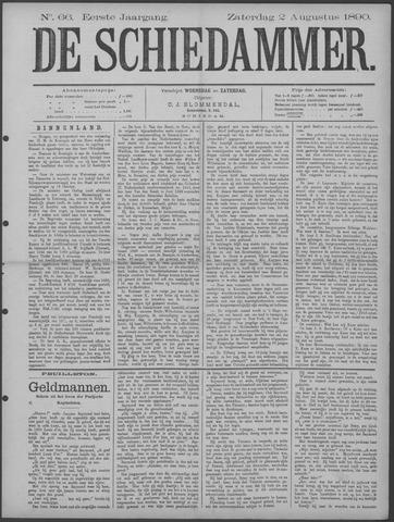 De Schiedammer 1890-08-02