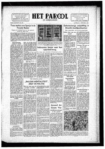 Rotterdamsch Parool / De Schiedammer 1946-12-07