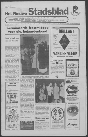 Het Nieuwe Stadsblad 1971-12-10