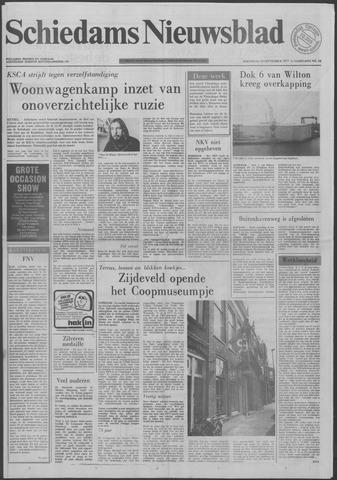 Schiedams Nieuwsblad 1977-09-28