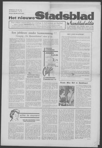 Het Nieuwe Stadsblad 1963-05-29