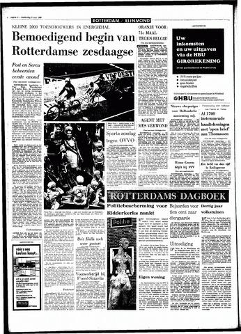 Rotterdamsch Parool / De Schiedammer 1968-05-02