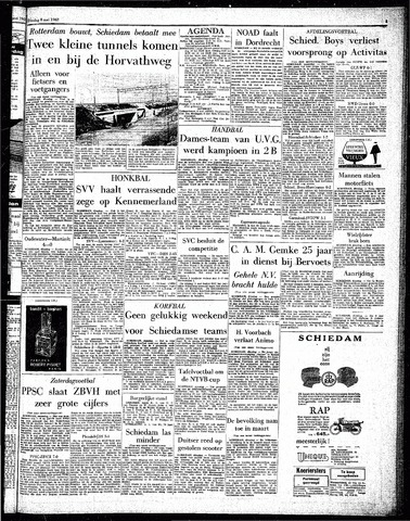 Rotterdamsch Parool / De Schiedammer 1962-05-08