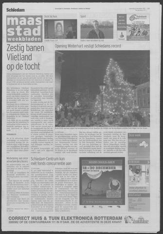 Maaspost / Maasstad / Maasstad Pers 2009-12-16
