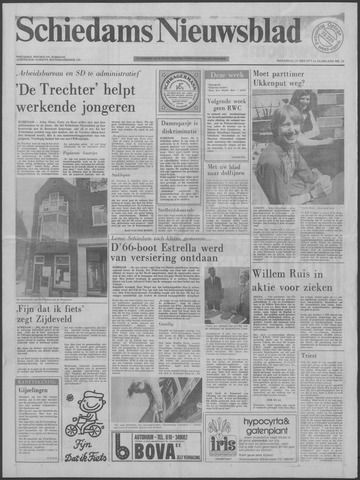 Schiedams Nieuwsblad 1977-05-25