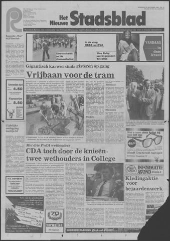 Het Nieuwe Stadsblad 1982-09-15