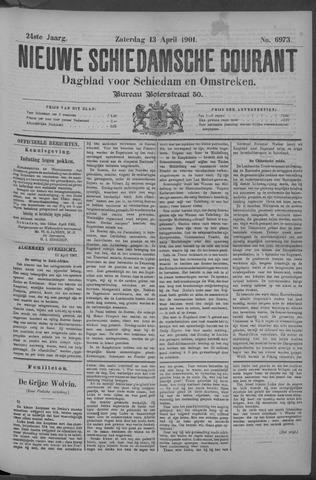 Nieuwe Schiedamsche Courant 1901-04-13
