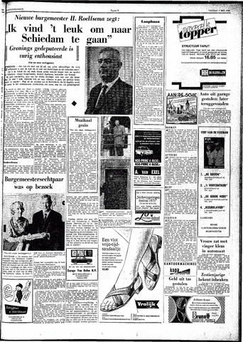 Trouw / De Rotterdammer 1965-05-07