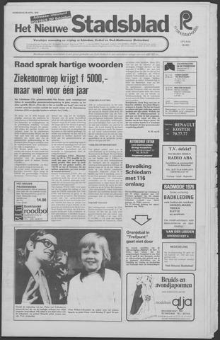 Het Nieuwe Stadsblad 1976-04-28