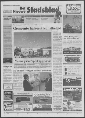 Het Nieuwe Stadsblad 2005-02-09