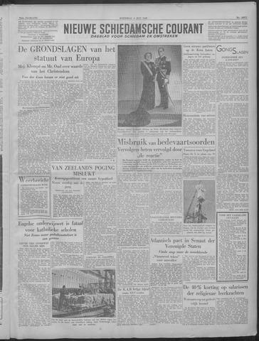 Nieuwe Schiedamsche Courant 1949-07-06