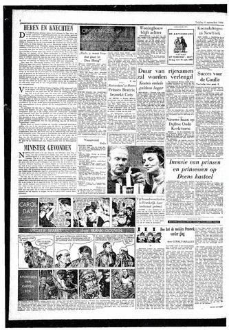 Rotterdamsch Parool / De Schiedammer 1959-09-04