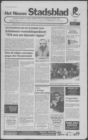 Het Nieuwe Stadsblad 1977-01-12