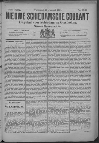 Nieuwe Schiedamsche Courant 1901-01-23