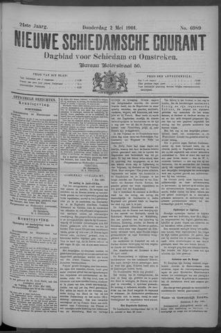 Nieuwe Schiedamsche Courant 1901-05-02