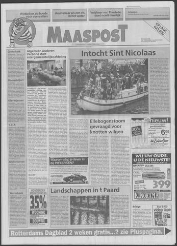 Maaspost / Maasstad / Maasstad Pers 1994-11-23