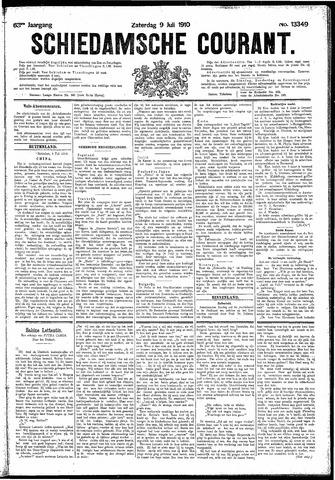 Schiedamsche Courant 1910-07-09