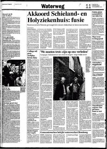 Rotterdamsch Nieuwsblad / Schiedamsche Courant / Rotterdams Dagblad / Waterweg / Algemeen Dagblad 1991-07-26